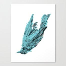 peace at last Canvas Print