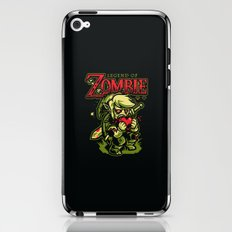 Legend of Zombie iPhone & iPod Skin