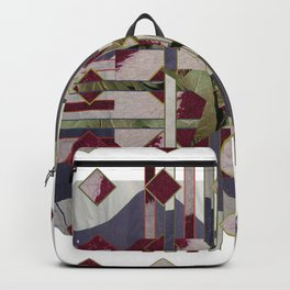 Flannel 05a Backpack