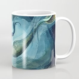 mermaid treasure Coffee Mug