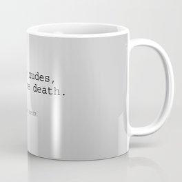 Nudes Coffee Mug