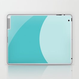 Geometric No. 45 tropical Wave Laptop & iPad Skin