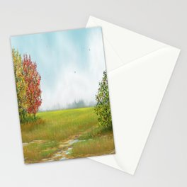 Moorland 8 Stationery Cards