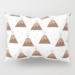 Volcano Pattern #1 Pillow Sham