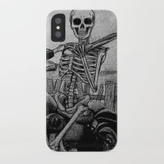 Skeleton Fat Boy Slim Case iPhone X
