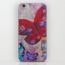 Life is a Flight iPhone Skin