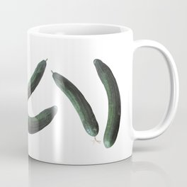 Cucumber  Duo Coffee Mug