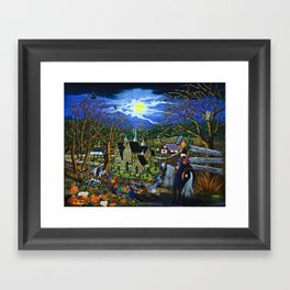 Alchemy Academy Framed Art Print
