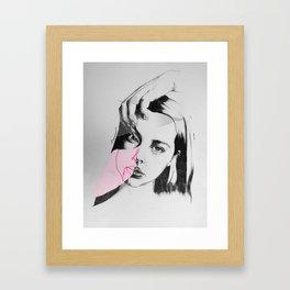 crush #1 Framed Art Print
