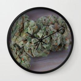 Dr. Who Medicinal Medical Marijuana Wall Clock