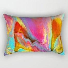 Mesh Rectangular Pillow