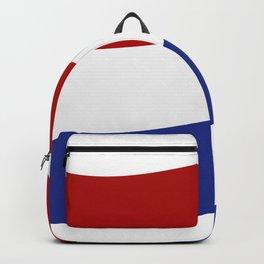 Holland flag Backpack