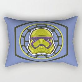 First Order TMNT Stormtrooper - Donatello Rectangular Pillow