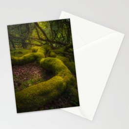 Magical forest - Ireland (RR237) Stationery Cards