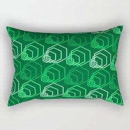 Op Art 116 Rectangular Pillow
