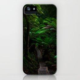 Fern Gully iPhone Case