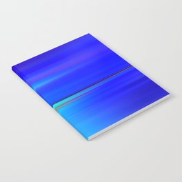 Night light abstract Notebook