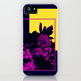Neon Succulents #society6 #succulent iPhone Case