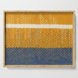 Yarns: Reflections Serving Tray