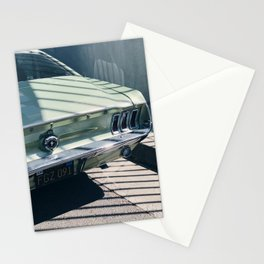 Ford Mustang / Venice Beach, California Stationery Cards