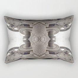 Mechanical Mother Clockwork Growth Two Rectangular Pillow