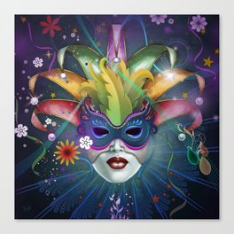 Moreno Incognito - Wild Spring Canvas Print