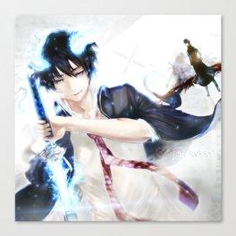 yami blade Canvas Print