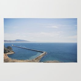 Dana Point Harbor Rug