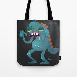 Sick Monster Tote Bag