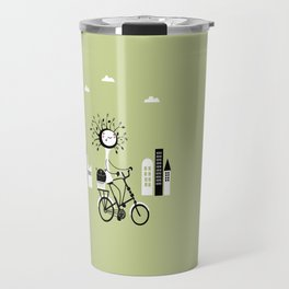NenatreeBike Travel Mug