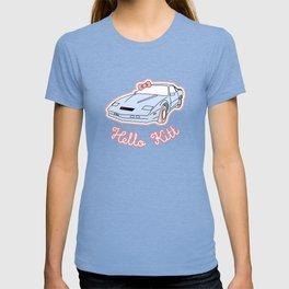 Hello Kitt T-shirt