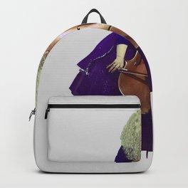 Ultra Blue Cellist Backpack