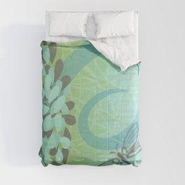 Summer Daze  Comforters