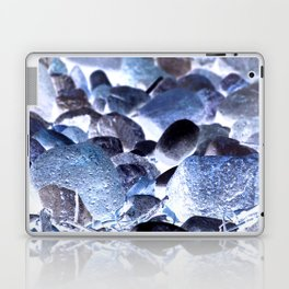 Jewelled Rocks Laptop & iPad Skin