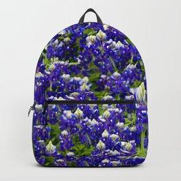 Texas Bluebonnets Backpack