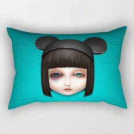 Misfit - Abigail Rectangular Pillow