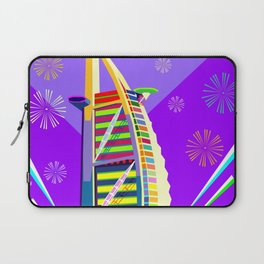 Al buruj Tower Laptop Sleeve