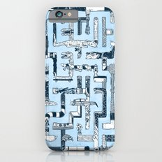 Which Way To The Bathroom? iPhone 6s Slim Case
