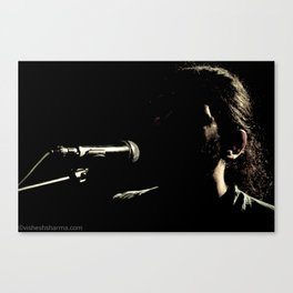 Searching for Self Canvas Print