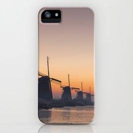 Dutch Dawn iPhone Case
