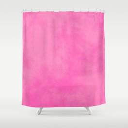 Strawberry Cotton Candy Shower Curtain
