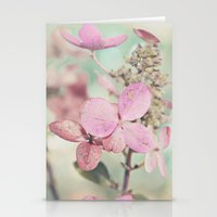 blush Stationery Cards featuring Blush  by Laura Ruth