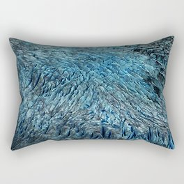 Mendenhall Glacier Rectangular Pillow