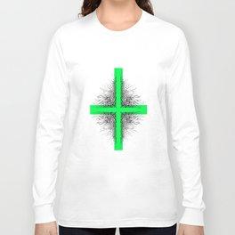 Modern Cross Long Sleeve T-shirt