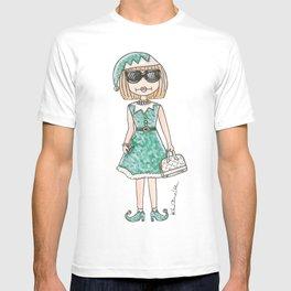Anna the Elf T-shirt