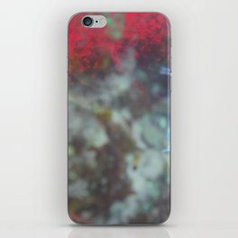 sci fi tye-die iPhone Skin