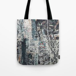 magic gardens Tote Bag