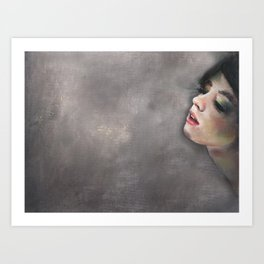 Sora Art Print
