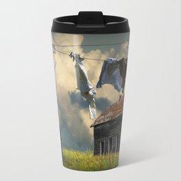 Wash on the Line Travel Mug