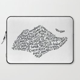 This is Home (Singapore Map) Laptop Sleeve